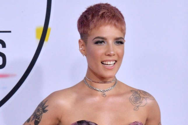 Halsey had a groundbreaking idea for fans after being linked to John Meyer. File Photo by Jim Ruymen/UPI