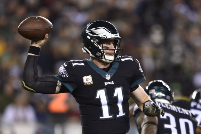 Philadelphia Eagles Not Expected To Limit Carson Wentz In