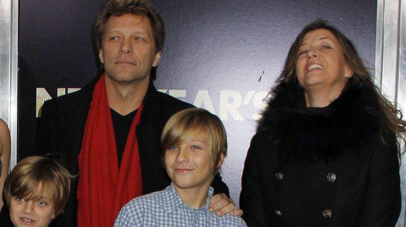 Report: Bon Jovi's daughter, 19, arrested after alleged