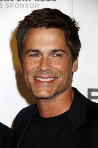 Rob Lowe arrives for the Tribeca Film Festival Premiere of Knife Fight at BMCC Tribeca PAC in New York on April 25, 2012. UPI /Laura Cavanaugh