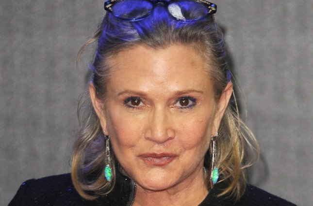 Carrie Fisher receives posthumous Emmy nomination