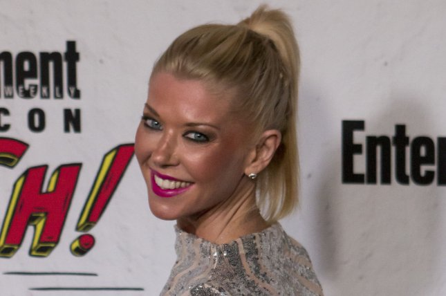 Sharknado icon Tara Reid attends Entertainment Weekly's Comic-Con Bash in San Diego on July 22. Photo by Howard Shen/UPI
