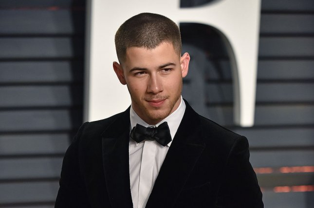 Nick Jonas attends the Vanity Fair Oscar Party at the Wallis Annenberg Center for the Performing Arts in Beverly Hills, California on February 26, 2017. Photo by Christine Chew/UPI