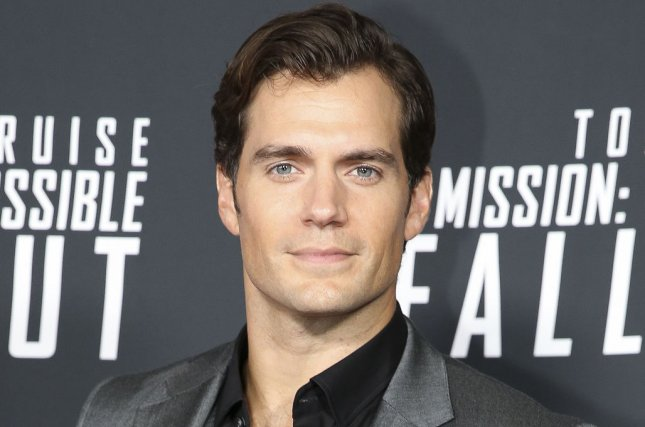 Henry Cavill will play Geralt of Rivia in the Netflix series The Witcher. File Photo by Oliver Contreras/UPI