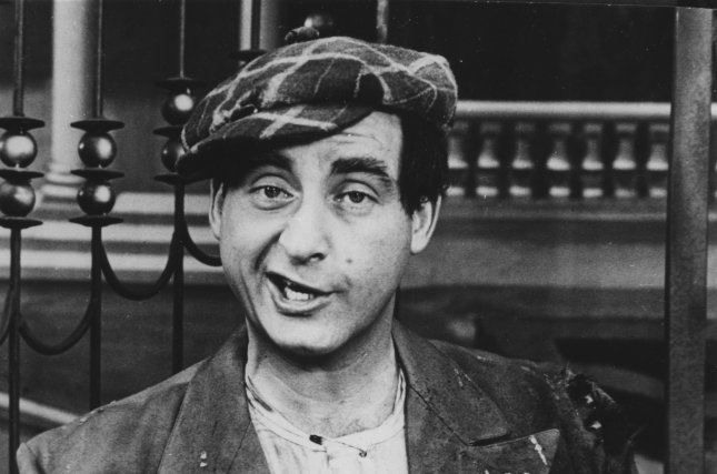 On February 12, 2014, U.S. comedian Sid Caesar, one of TV's first big stars, died after a brief illness at his home in Beverly Hills, Calif. He was 91. UPI File Photo