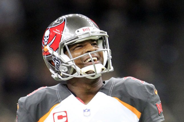 Tampa Bay Buccaneers quarterback Jameis Winston became the first quarterback in NFL history to throw 30 touchdowns and 30 interceptions last season. File Photo by AJ Sisco/UPI