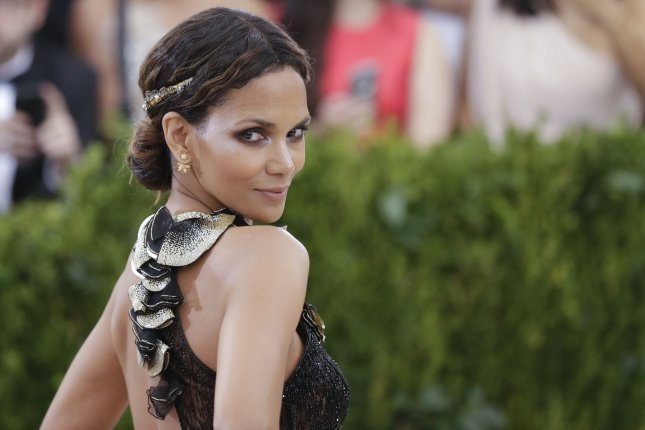 Halle Berry attends the Costume Institute Benefit at the Metropolitan Museum of Art on May 1. The actress said this week that she was profoundly hurt by the lack of diversity at the 2016 Academy Awards. File Photo by John Angelillo/UPI