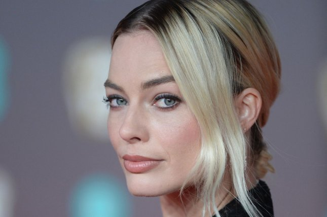 Margot Robbie's movie The Suicide Squad is nearly finished filming. File Photo by Rune Hellestad/UPI