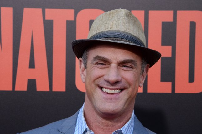 Christopher Meloni can now be seen in a teaser for a special Law & Order crossover event. File Photo by Jim Ruymen/UPI