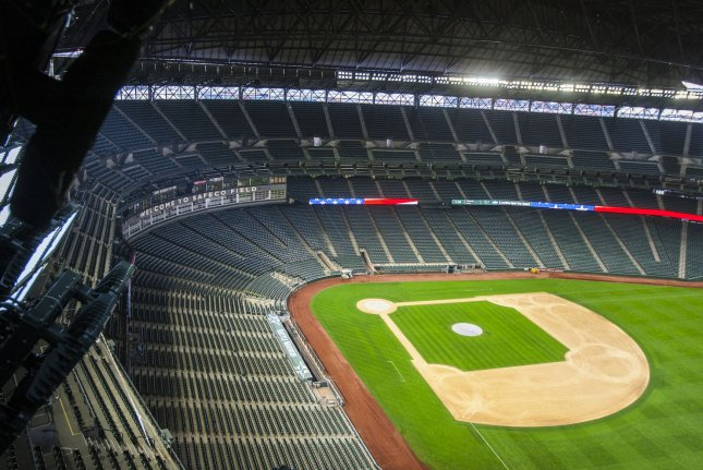 Washington state sports venues, such as the Seattle Mariners' SAFECO Field, can boost capacity by adding vaccinated-only sections, even under stricter COVID-19 restrictions. File photo by Jim Bryant/UPI