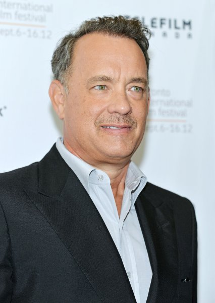 Tom Hanks attends the premiere of 'Cloud Atlas' at the Princess of Wales Theatre during the Toronto International Film Festival in Toronto, Canada on September 8, 2012. UPI/Christine Chew