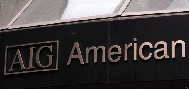 Exterior of the the New York corporate office building of American International Group Inc. as shown on March 16, 2009. AIG is currently involved in the controversial use of government bailout money to fund bonus payouts to employees instead of stabilizing the company. (UPI Photo/Ezio Petersen)