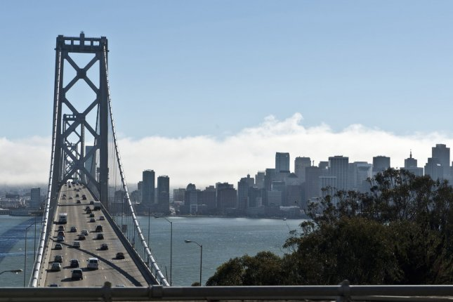 In an effort to spur the local economy, San Francisco lawmakers have proposed a ban on companies providing free food to employees, effectively forcing them to eat at area restaurants. File Photo by Terry Schmitt/UPI