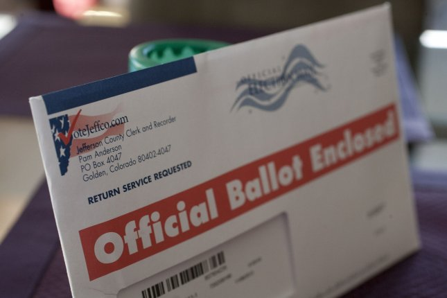 Attorneys general from 10 states filed an amicus brief supporting a Supreme Court challenge to Pennsylvania's decision to extend its deadline to receive mail-in ballots. File Photo byGary C. Caskey/UPI