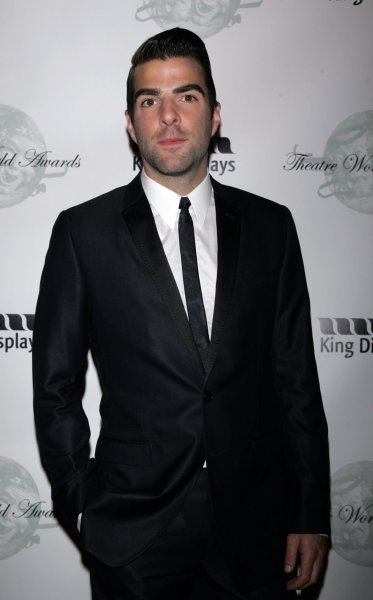 Broadway's Quinto ponders gay issues