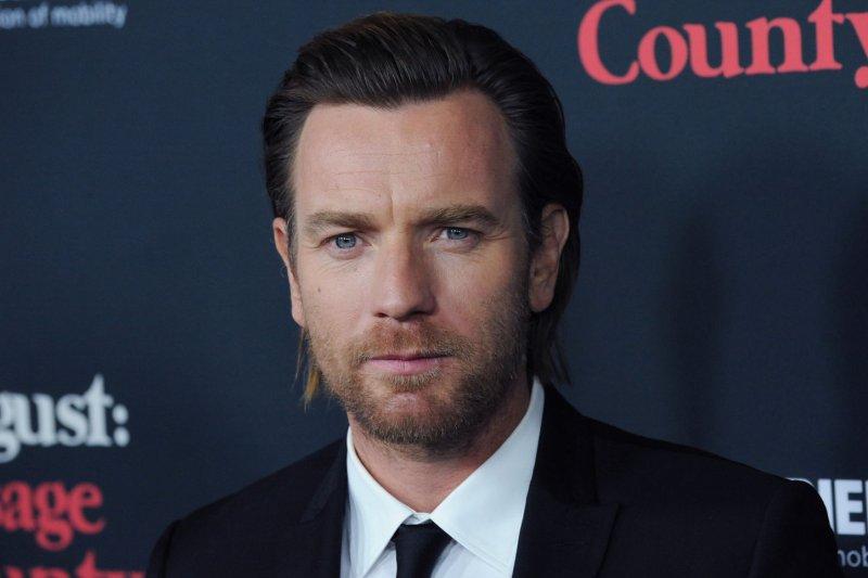 Ewan McGregor will play Jesus Christ in Rodrigo García's drama Last Days in the Desert. UPI/Jim Ruymen