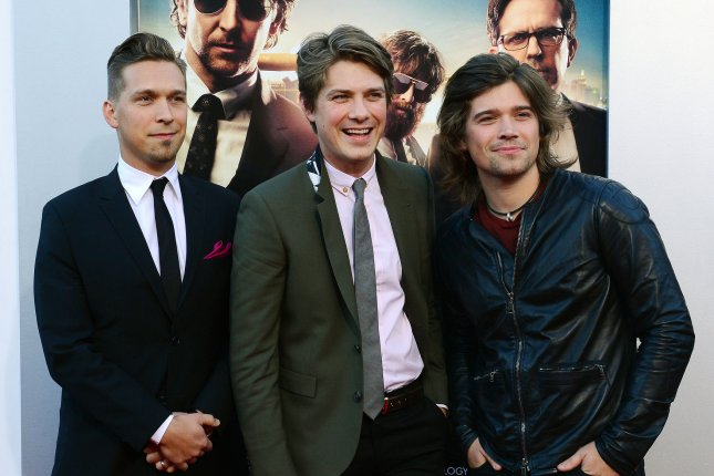 Hanson released a single and music video for Don't Ever Change featuring Rick Nielsen, a new song from their forthcoming album, Against the World. File Photo by Jim Ruymen/UPI