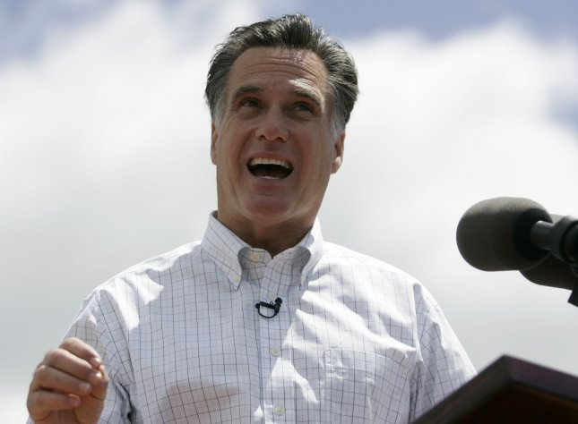 Backers of Republican presidential hopeful Mitt Romney say they're organizing a super PAC to raise and spend unlimited amounts of money to support his bid.. UPI/Matthew Healey