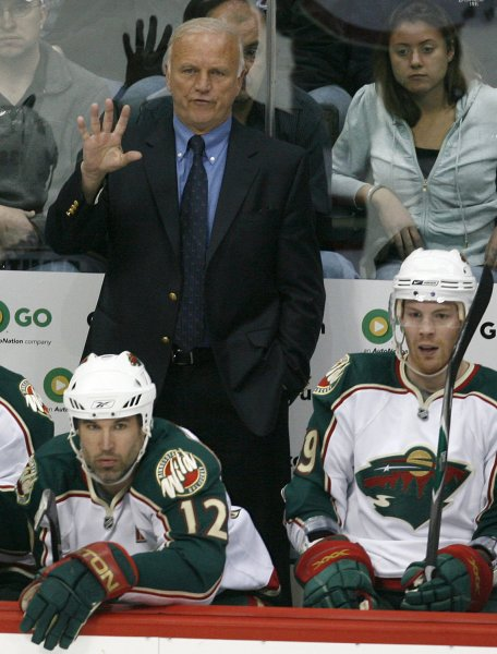 Todd Richards is new coach of NHL's Wild