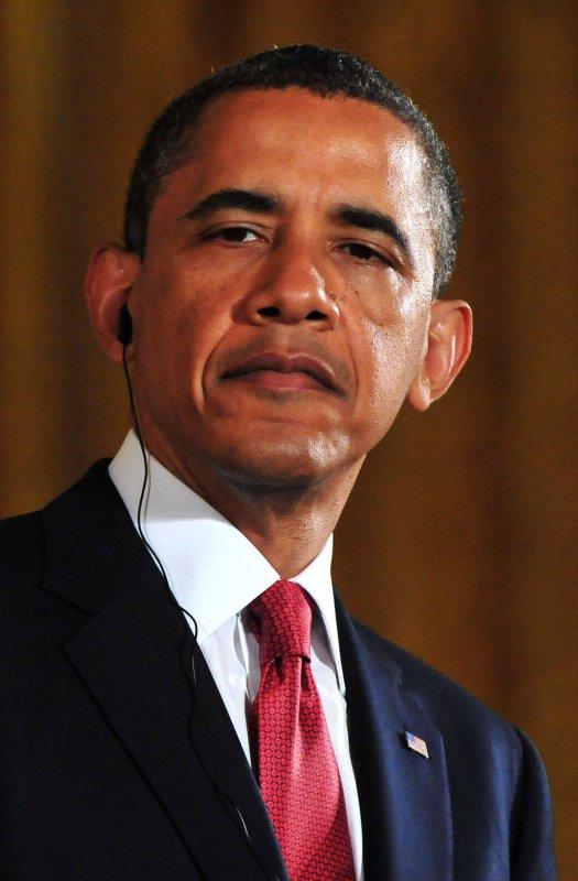 President Barack Obama, shown at the White House June 7, 2011. UPI/Kevin Dietsch