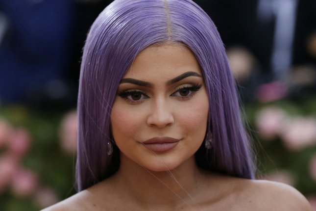 Kylie Jenner gave an update after daughter Stormi was hospitalized for an allergic reaction. File Photo by John Angelillo/UPI
