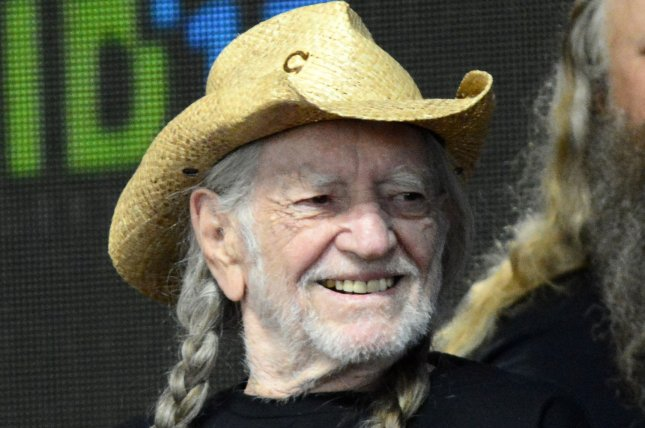Willie Nelson released a cover of Frank Sinatra's song A Cottage For Sale on Friday. File Photo by Archie Carpenter/UPI