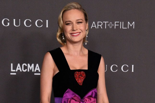 Brie Larson is set to star in a new Apple TV+ series titled Lessons in Chemistry. File Photo by Jim Ruymen/UPI