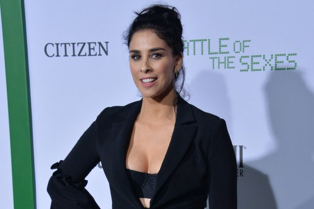 Sarah Silverman has commented on her friend Louis C.K. after the comedian admitted to allegations of sexual misconduct. File Photo by Jim Ruymen/UPI