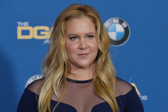 Amy Schumer posted a cute new photo with Chris Fischer on Thursday. File Photo by Jim Ruymen/UPI