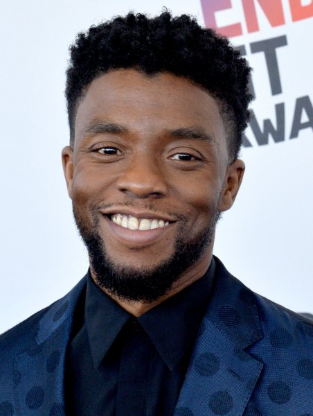 Actor Chadwick Boseman is to guest host an episode of SNL next month. File Photo by Jim Ruymen/UPI