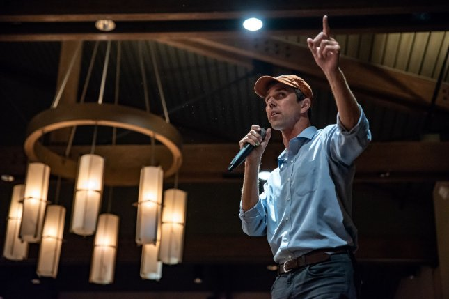 Rep. Beto O'Rourke has been a vocal opponent of detaining migrant children. File Photo by Sergio Flores/UPI