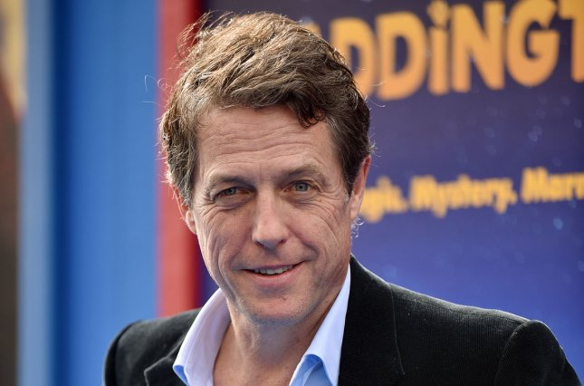 Hugh Grant attends the Los Angeles premiere of Paddington 2 on January 6. File Photo by Christine Chew/UPI