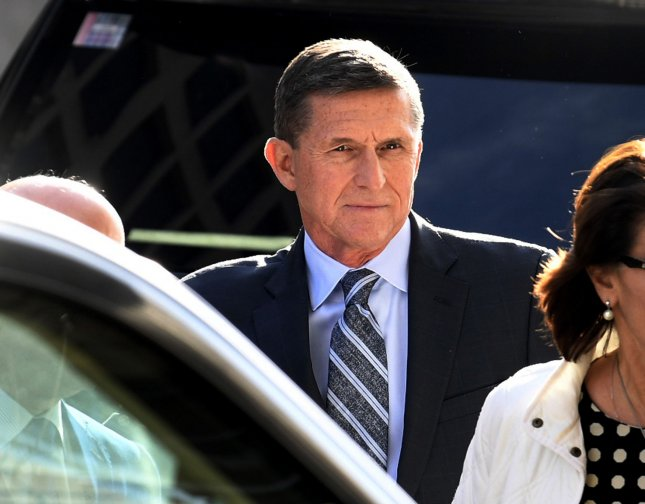 A federal judge delayed former White House national security adviser Michael Flynn's sentencing on Wednesday. File Photo by Mike Theiler/UPI