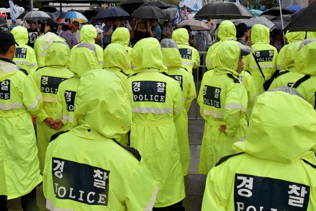 South Korea police charged a woman for the death of a newborn baby. File Photo by Keizo Mori/UPI