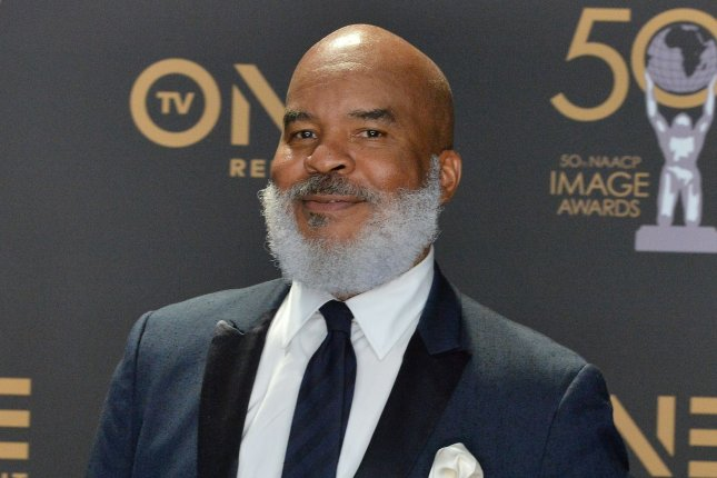 David Alan Grier appears backstage during the 50th annual NAACP Image Awards at Loews Hollywood Hotel on March 30, 2019. The actor turns 64 on June 30. File Photo by Jim Ruymen/UPI