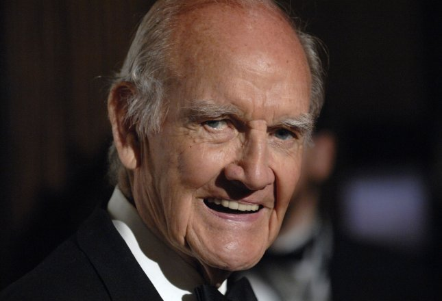 Former Sen. George McGovern, the Democratic nominee for president in 1972, shown attending the Living Legends of Aviation 5th annual awards in Beverly Hills, Calif., Jan. 24, 2008. UPI/Phil McCarten/Files