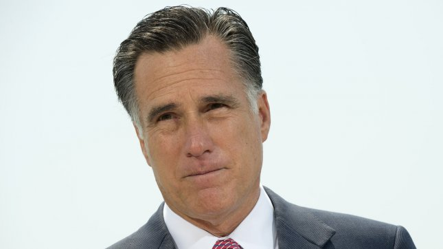 Republican presidential candid Mitt Romney called unemployment numbers unacceptably high. UPI/Kevin Dietsch