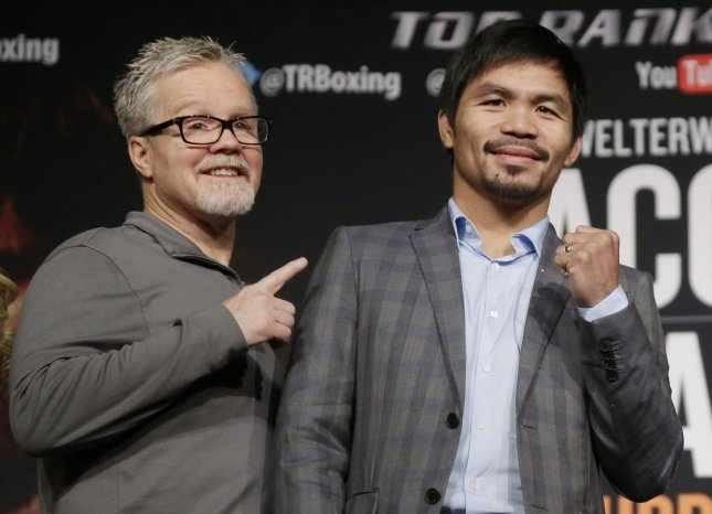Netizens want Pacquiao to focus on Senate