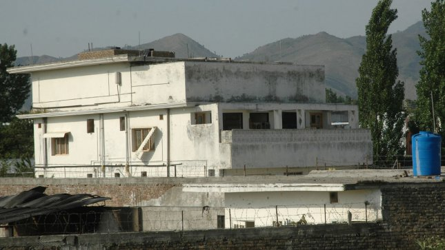 A view of Osama bin Laden's compound in Abbottabad, Pakistan, on Thursday, May 5, 2011, after a U.S. military raid which ended with the death of the al-Qaida leader Osama bin Laden and others inside the compound. UPI/Sajjad Ali Qureshi