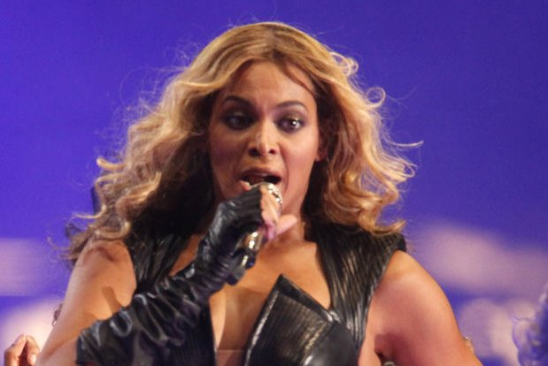 Beyonce. UPI/Bevil Knapp