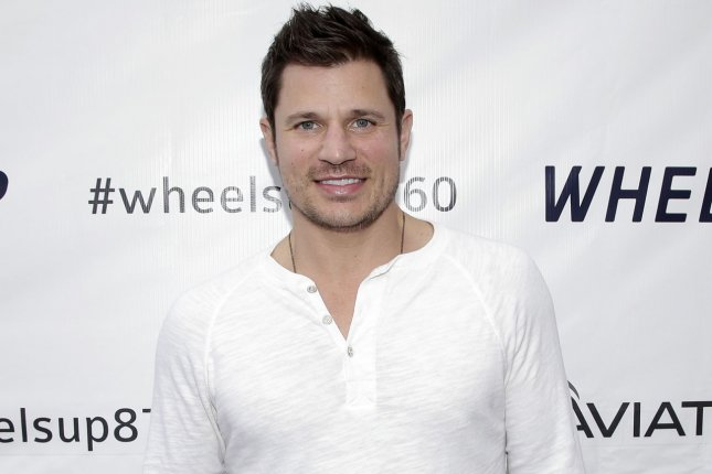 Nick Lachey was eliminated from Dancing with the Stars Monday night. File Photo by John Angelillo/UPI