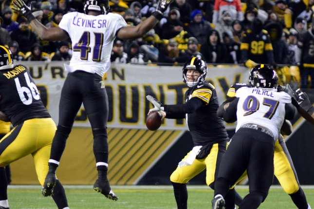 a1332781549 Offense coming alive for Ben Roethlisberger