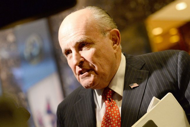 Giuliani Resigns from Greenberg Traurig Amid 'Pressing Demands' of Trump Role