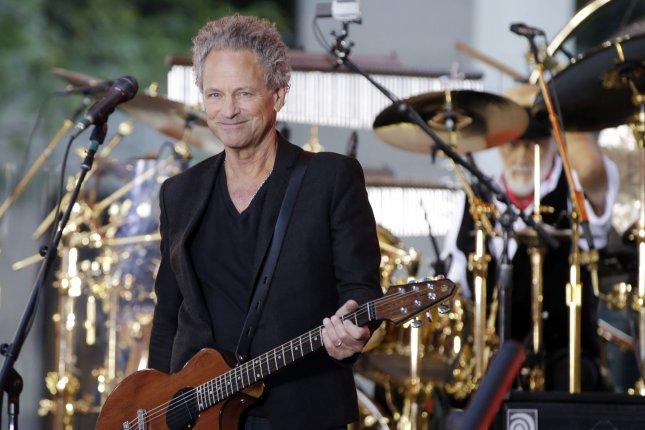 Rocker Lindsey Buckingham is recovering from open heart surgery. File Photo by John Angelillo/UPI