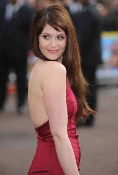 British actress Gemma Arterton attends the World Charity premiere of Three And Out at Odeon, Leicester Square in London on April 21, 2008. (UPI Photo/Rune Hellestad)