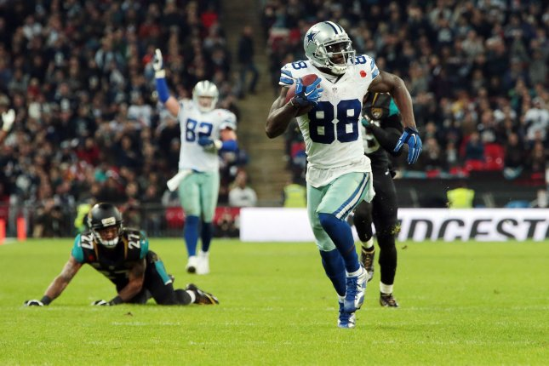 Cowboys Sign Dez Bryant To Five Year Deal Upi Com