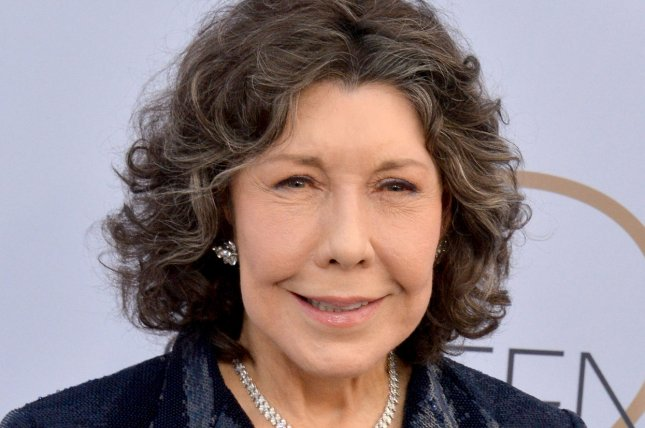 Lily Tomlin will appear in the Netflix special Still Laugh-In: The Stars Celebrate. File Photo by Jim Ruymen/UPI