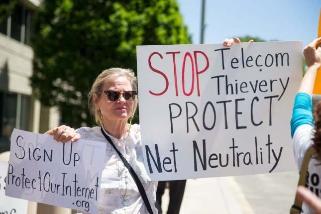 Websites Mobilize a 'Day of Action' to Support Net Neutrality