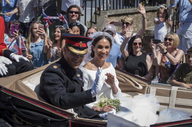 Prince Harry (L) and Meghan Markle will learn about Ireland's history and culture during a two-day trip in July. File Photo by Stephen Chung/UPI