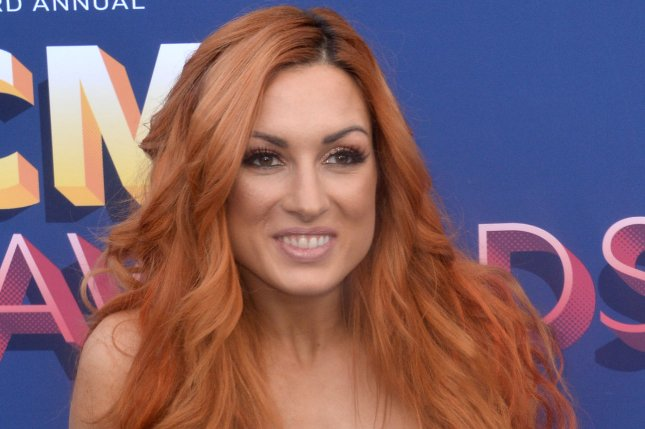 WWE's Becky Lynch is dating Seth Rollins the couple have confirmed on social media. File Photo by Jim Ruymen/UPI